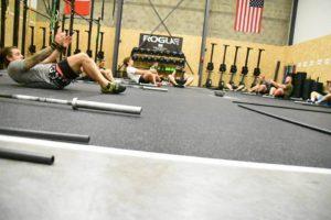 CrossFit 6301 est équipé de tout le matériel nécessaire pour suer et s'amuser !